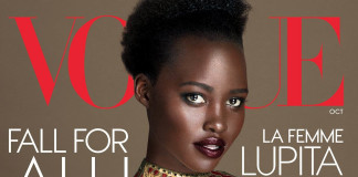 Lupita Nyongo vogue October 2015 cover