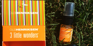 Ole Henriksen 3 little wonders system sheer transformation invigorating night treatment truth serum collagen booster