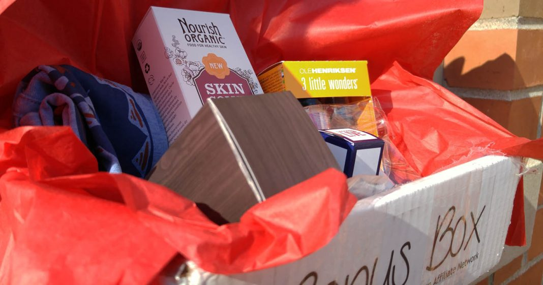 Rakuten Affiliate Network RanBonusBox Bonus Box by Rakuten Affiliate network Q3
