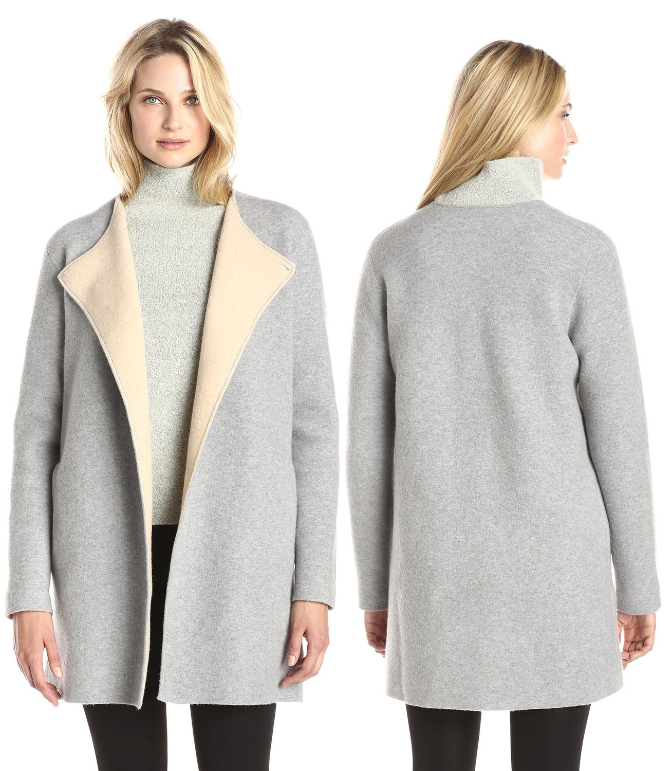 Theory Women's Nyma K Felt Coat