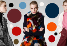 2015 winter coat styles selections farfetch derek lam marni houndstooth sleevless fur red leather trench