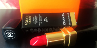 Chanel Rogue COCO ultra hydrating lip color dimitri