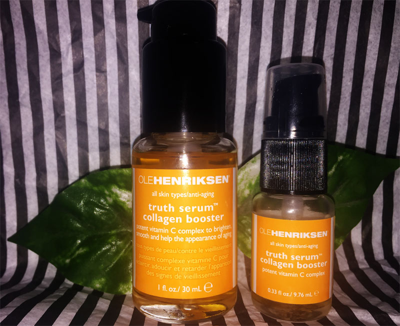 Ole Henriksen 3 little wonders truth serum collagen booster