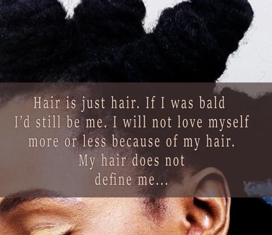 good vs bad natural hair kinky natural hair hdr