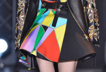 Fausto Puglisi multicolor printed skirt