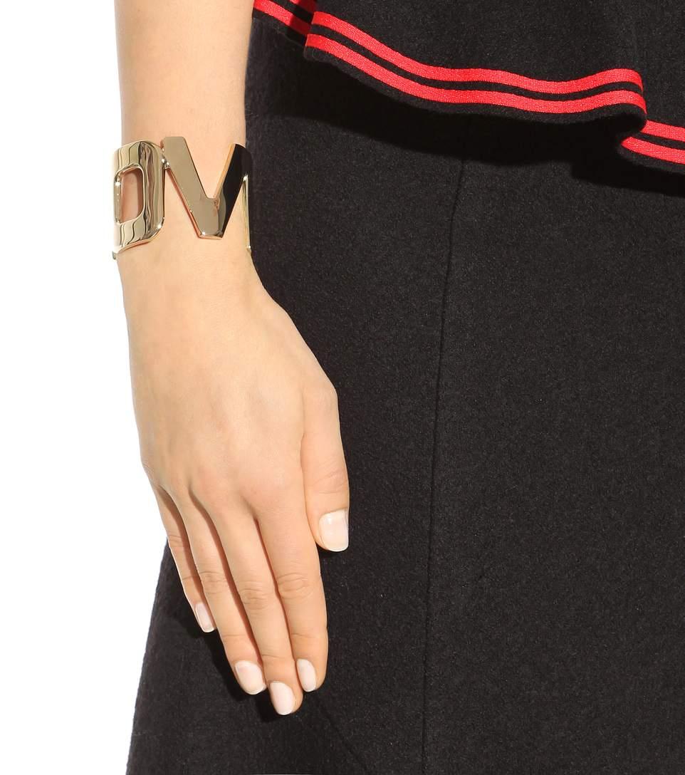Givenchy love cuff bracelet