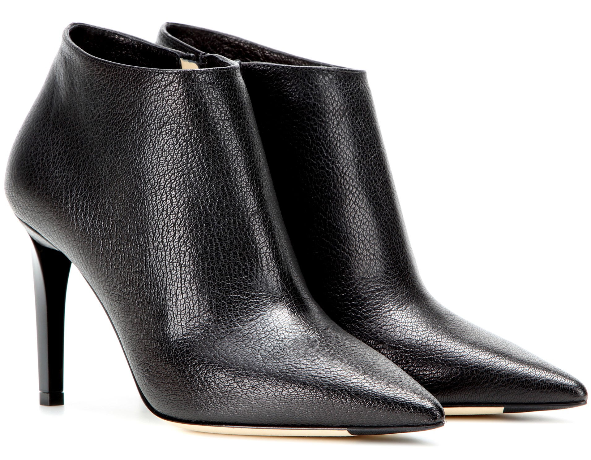 Jimmy Choo Liesl leather ankle boots