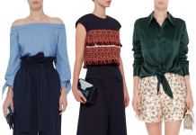 Moda Operandi top sellers TIBI Adeam Equipment