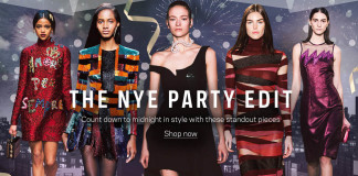 The Farfetch NYE party edit new years eve party shopping list