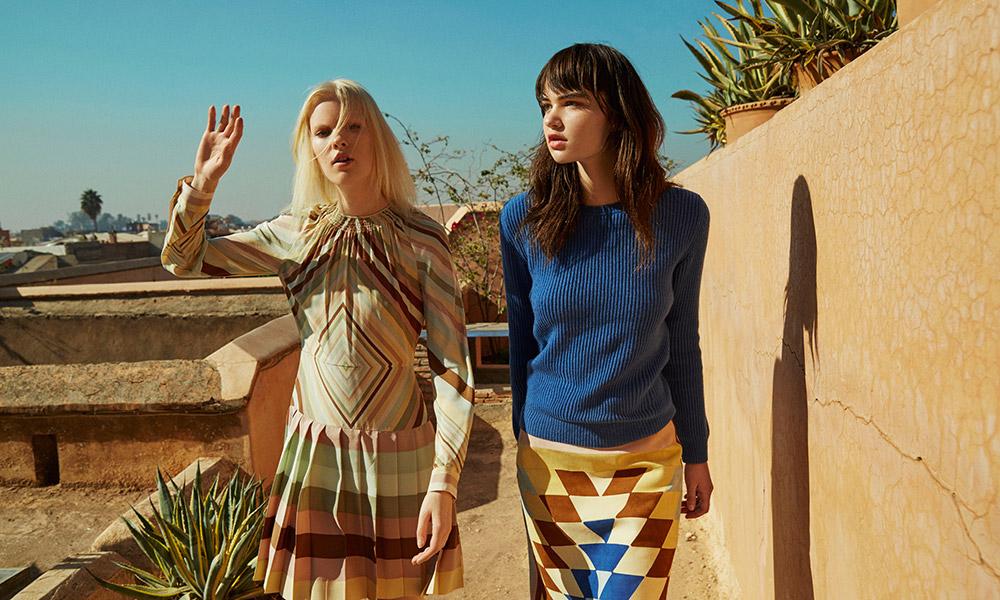 Valentino dress blue Valentino sweater Valentino skirt