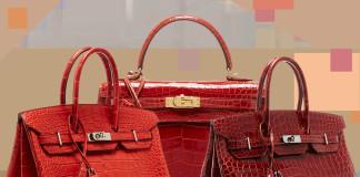 Vintage Hermes bags