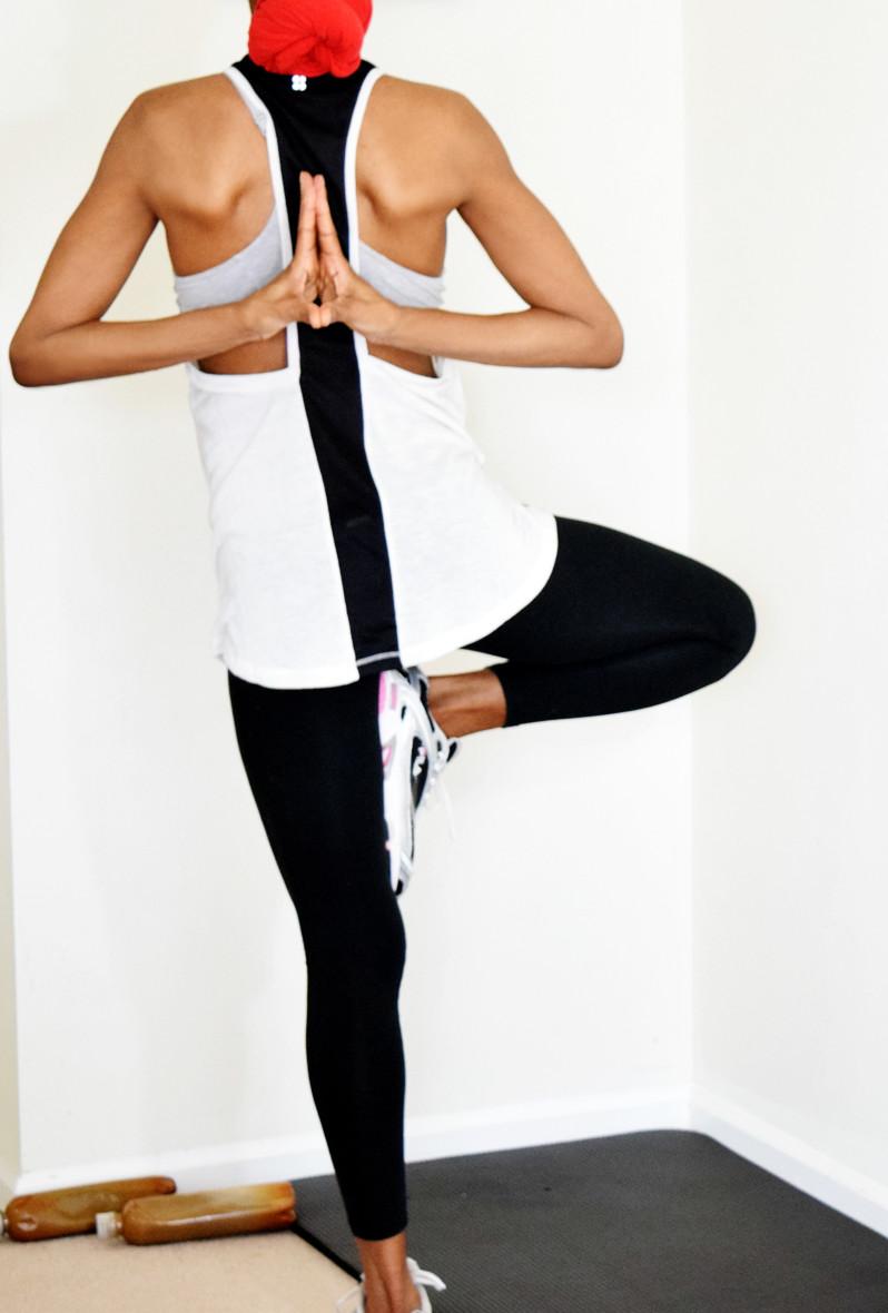 Sweaty Betty Knock Out Yoga Tank