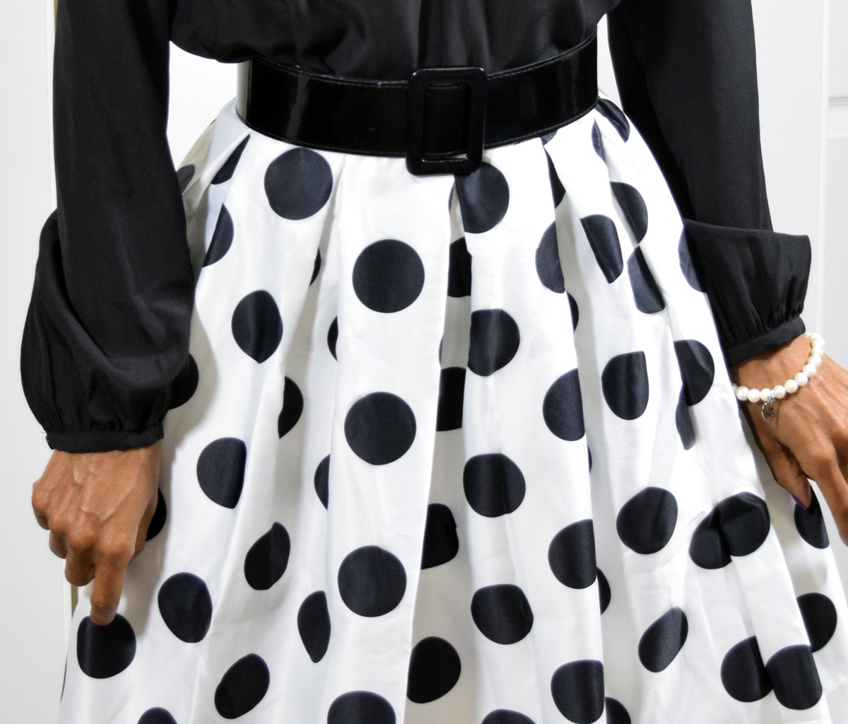 You searched for: polka dot skirt black and white! Etsy is the home to thousands of handmade, vintage, and one-of-a-kind products and gifts related to your search. No matter what you're looking for or where you are in the world, our global marketplace of sellers can help you find unique and affordable options. Let's get started!