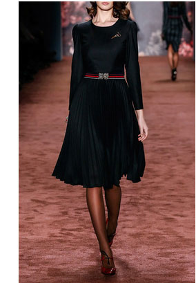 Lena Hoschek dresses - Piccadilly Black Dress $705