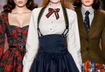 Lena Hoschek fall winter 2016 moda operandi
