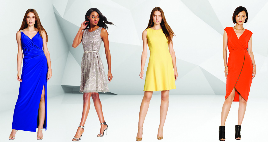dresses on sale at Macy's friends and family