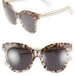 Illesteva 'Holly' 51mm Sunglasses Safari One Size