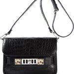 PROENZA SCHOULER mini 'PS11' black shoulder bag