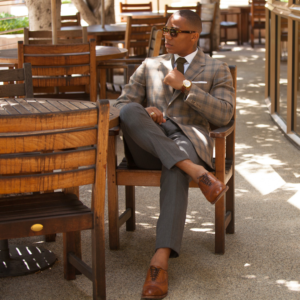 STYLISH LONER by Dejon M., Menswear Influencer from Los Angeles , United States - June 16, 2014