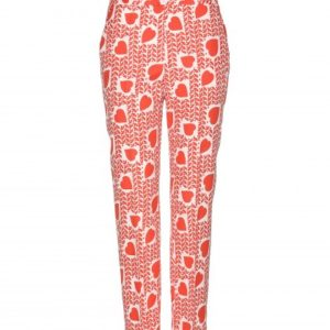 Stella McCartney Printed Silk Trousers