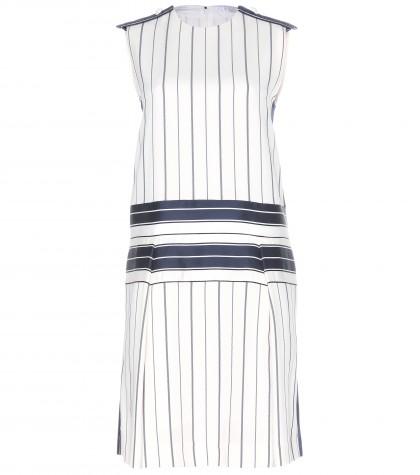 Chloé Twill Dress