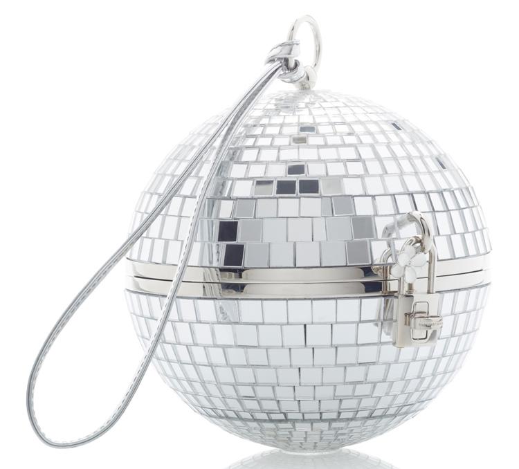 Dolce Gabbana disco ball bag