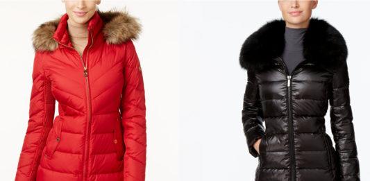 Macys friends and family sale Michael Michael Kors jacket