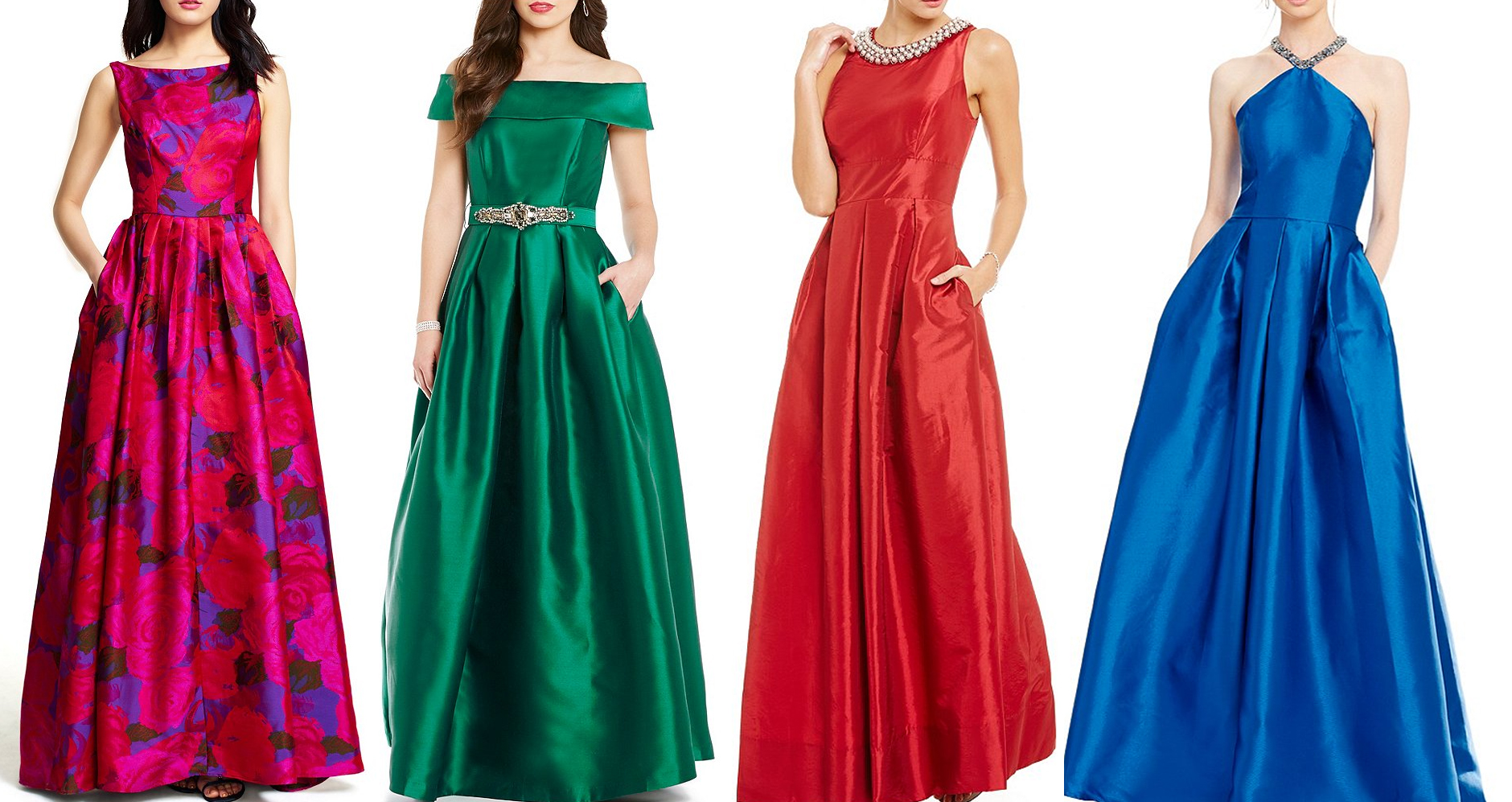 Favorite evening gowns at Dillards - My Fashion Wants