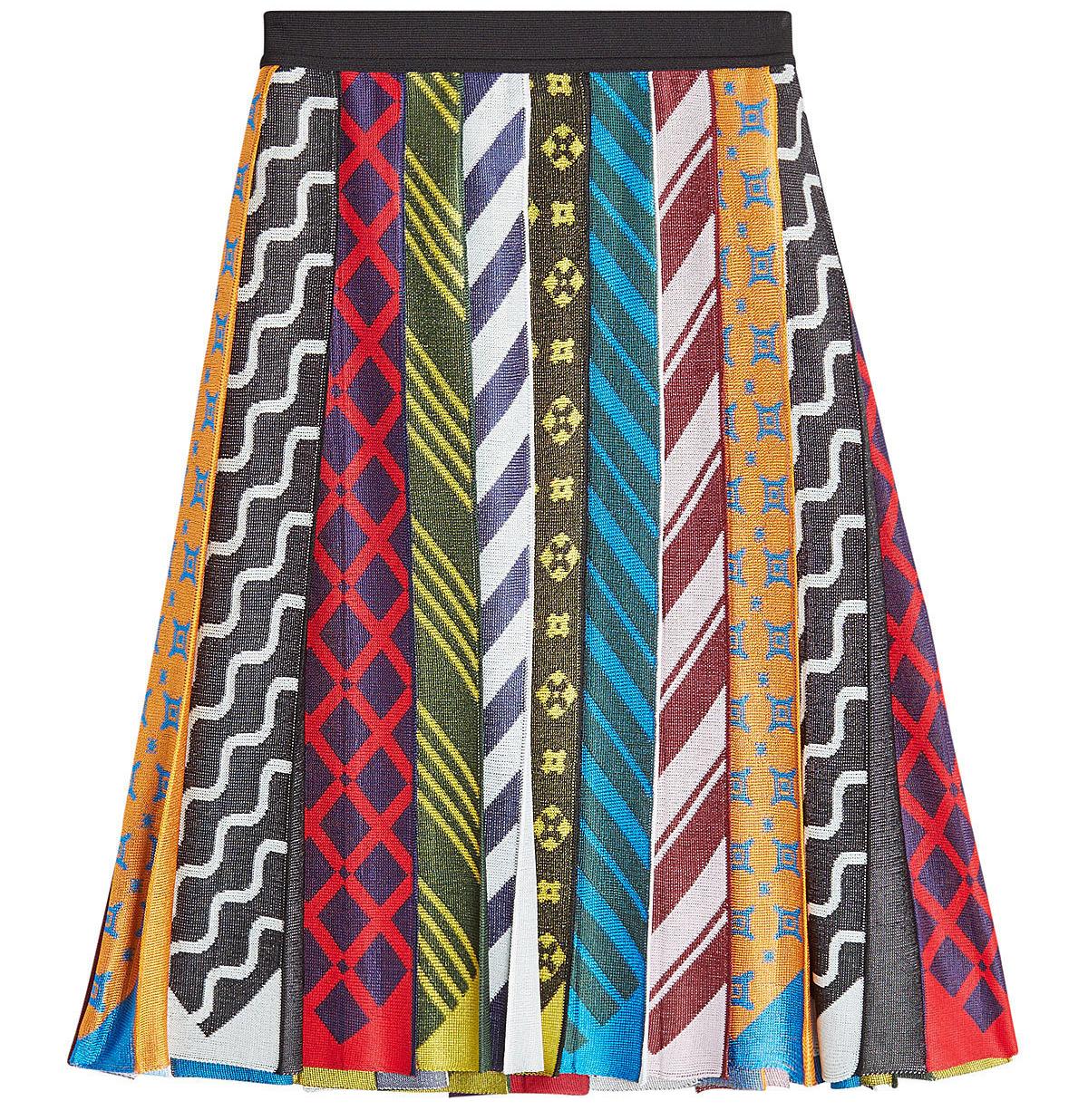 Mary Katrantzou multicolor printed skirt - 609