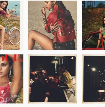 selena gomez instagram vogue april 2017 pics