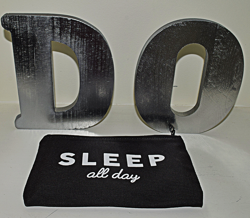 #ranbonusbox rakuten marketing - Neiman Marcus Last Call - Towne 9 - sleep all day canvas pouch