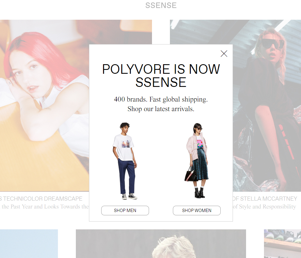 polyvore ssense - polyvore is now ssense