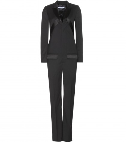 Givenchy Wool Jumpsuit