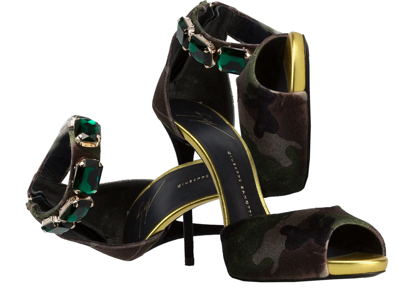 How To Wear Camouflage Shoes My Fashion Wants