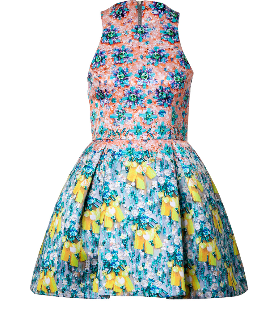 Mary Katrantzou Fit and Flare Dress