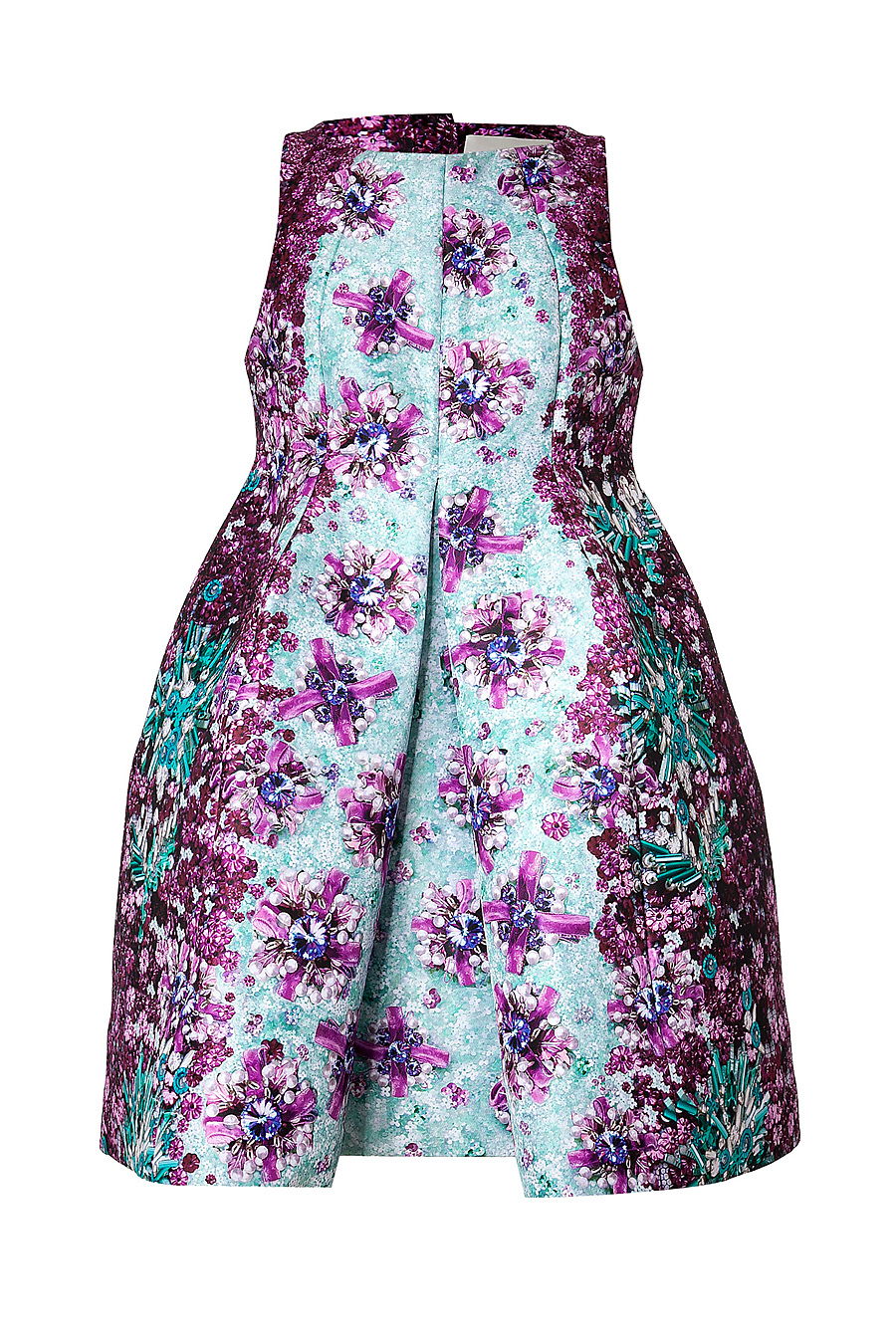 Mary Katrantzou Flared Dress