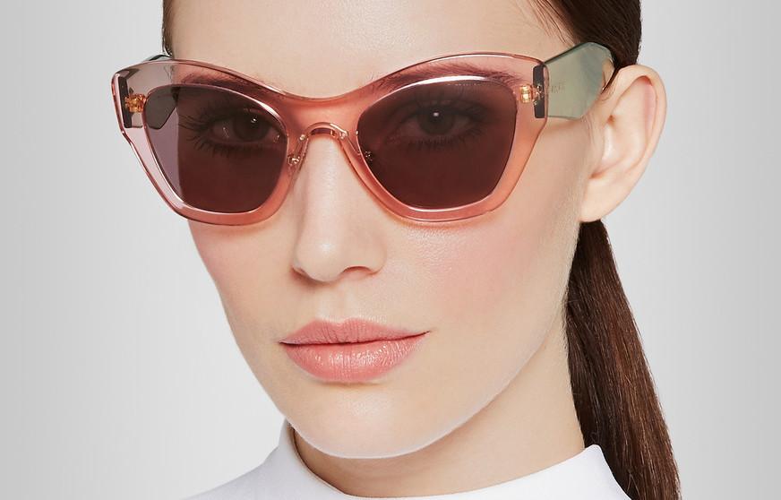 24e1937b48 Miu Miu Two-tone cat eye acetate sunglasses - My Fashion Wants