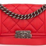 4498aafda8 Madison Avenue Couture Limited Edition Chanel Black Pearl Medium Boy Bag