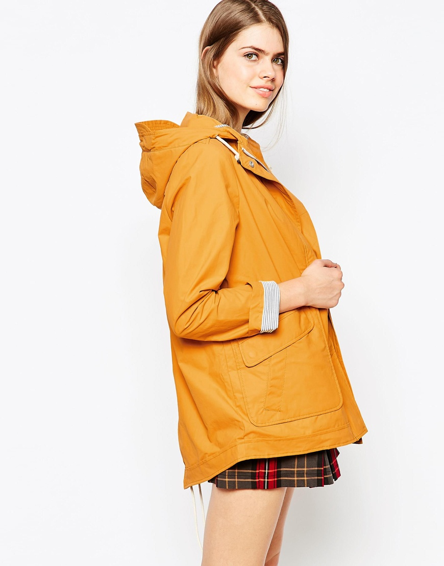 Parka London mustard yellow Davis Parka original price $376.22 sale price $268.73