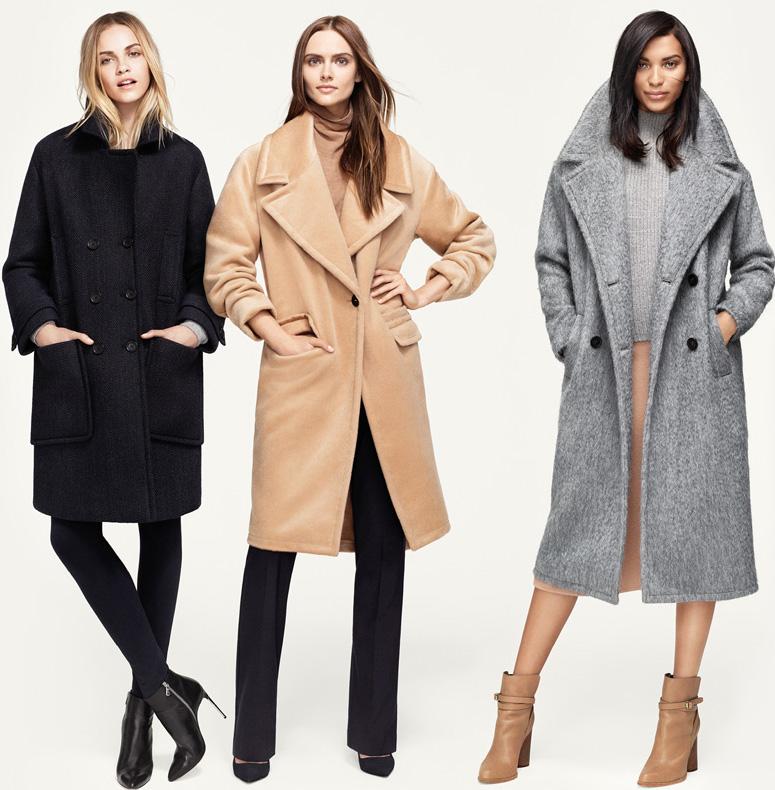 winter coat style borrowed from the boys Amazon