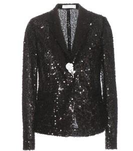 Victoria Beckham Boy sequins embellished Boy jacket 2100 dollars