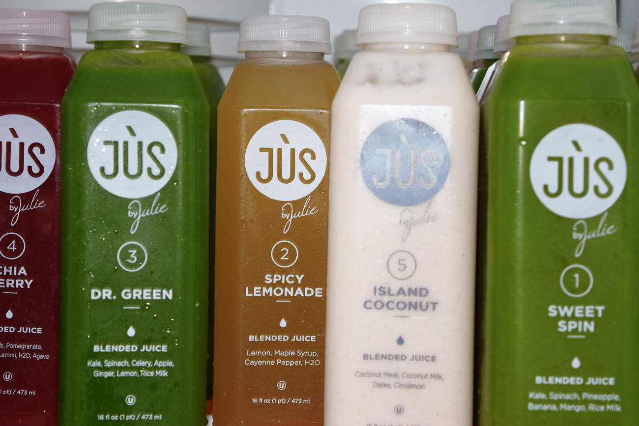 JUS by Julie 3-day cleanse