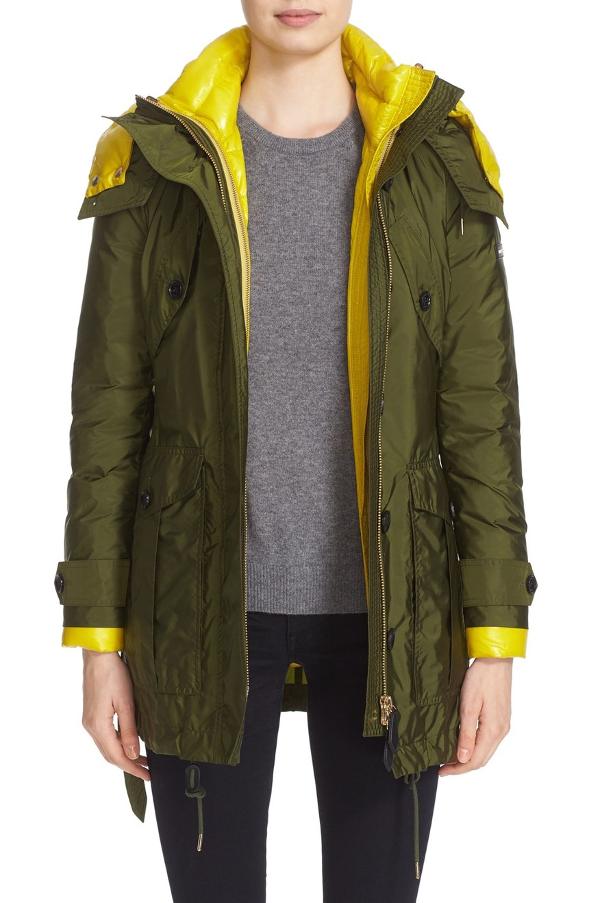 Burberry Chevrington Parka