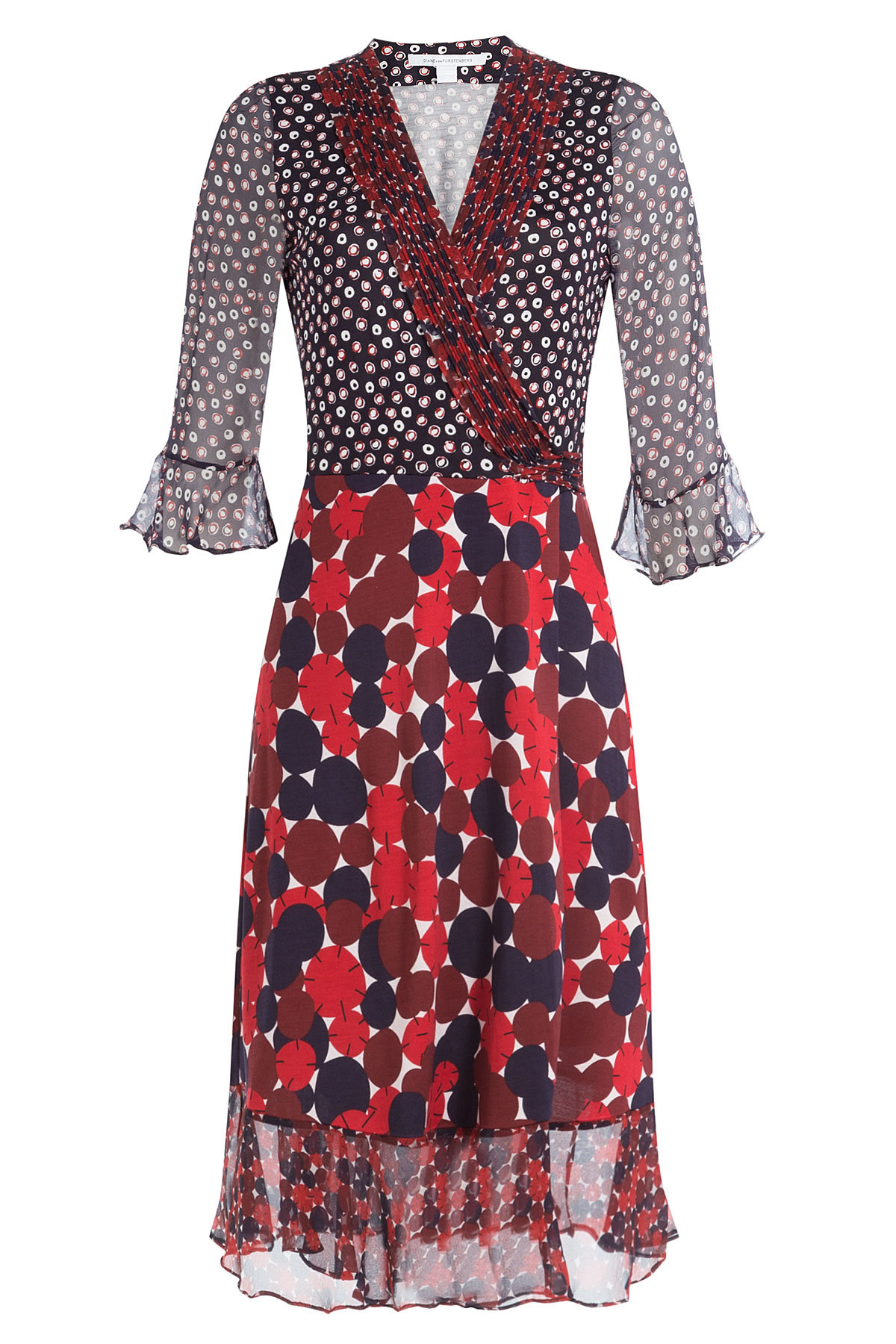 diane-von-furstenberg-silk-mixed-print-wrap-dress