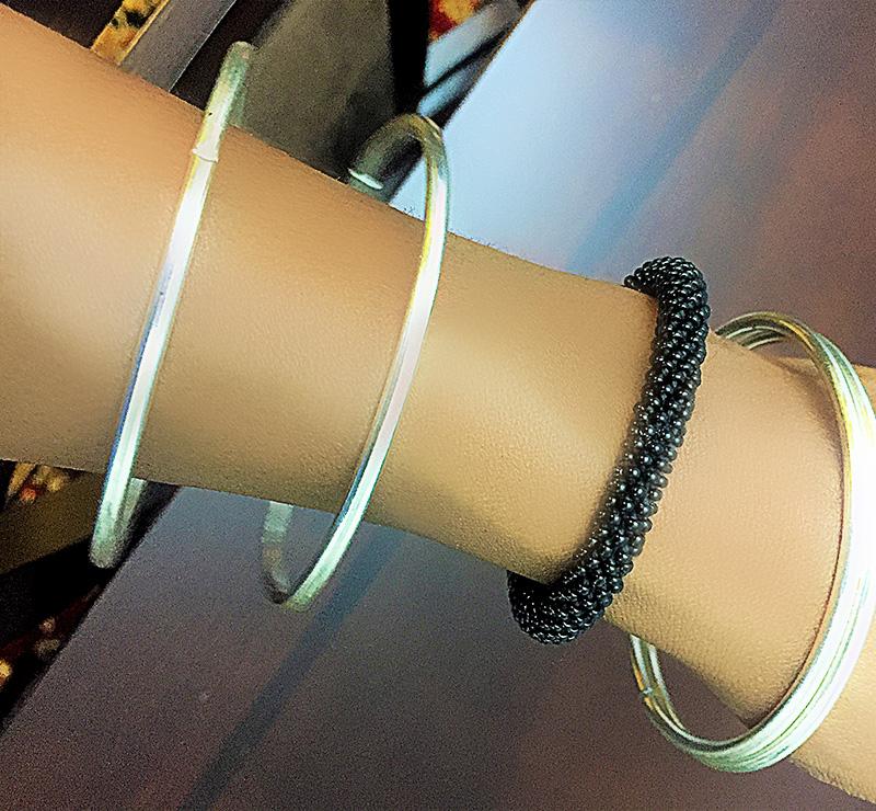 AID Through Trade Roll-On Hand Beaded Bracelet - #RANBonusbox