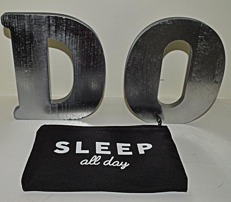 #ranbonusbox rakuten marketing - Neiman Marcus Last Call - Towne 9 - sleep all day canvas pouch